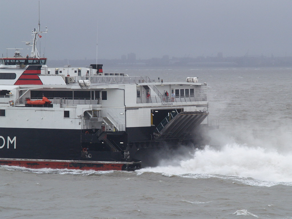 All Car Company >> Manannan Stern Doors | HSC Manannan heading to Liverpool fro… | Flickr