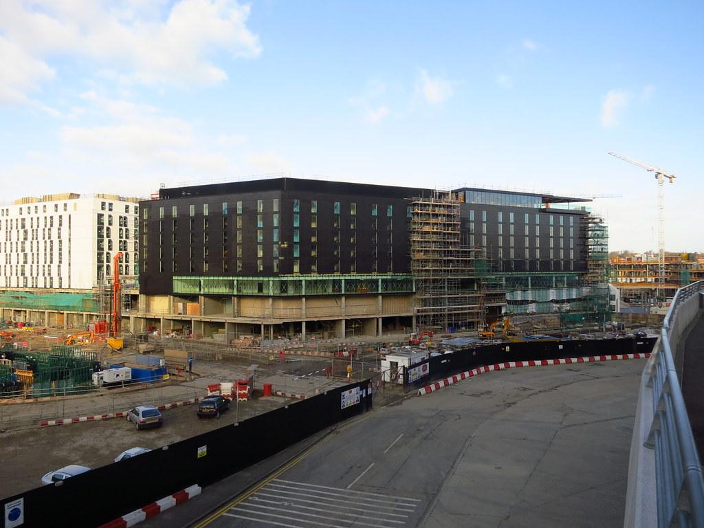 Hilton Hotel Wembley