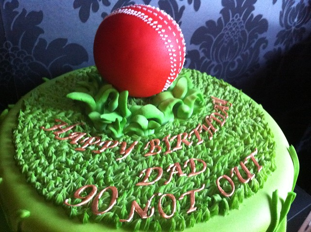Cricket Ball Cake Images : Flickr - Photo Sharing!