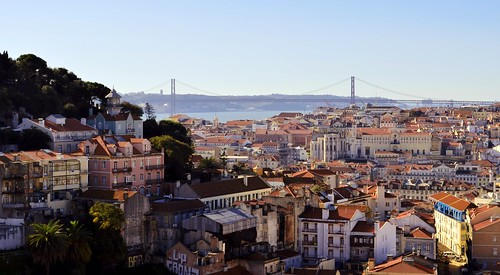 Lisbon skyline | by The Globetrotting photographer