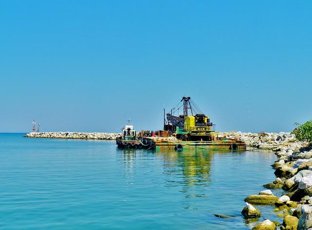 P8247626-Paralia Village Port.Katerini.Pieria.Greece