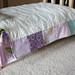 lavender doll quilt 4