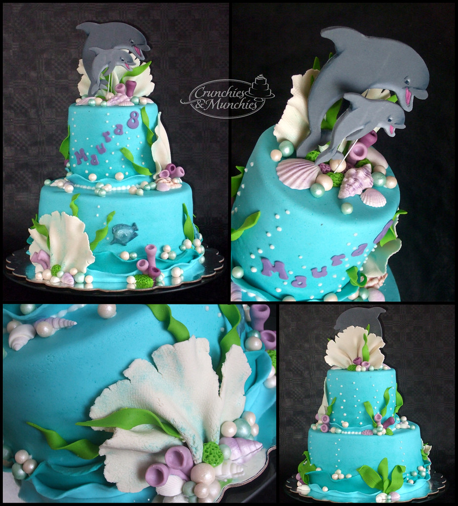 dolphin wedding cake ideas dolfin cake crunchies and munchies flickr 13698