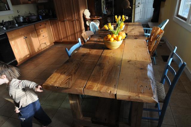 Our Harvest Table Soulemama Amanda Blake Soule Flickr