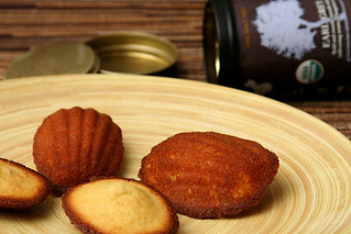 earl grey madeleines 3 | by crumblycookie