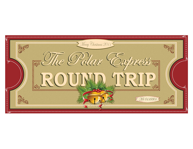 Polar Express Tickets | New Calendar Template Site