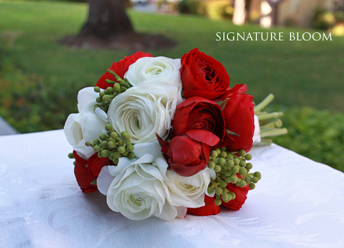 cupertino ca wedding flowers red white bridal bouquet flickr. Black Bedroom Furniture Sets. Home Design Ideas