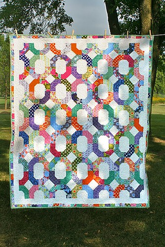Cross-Terrain quilt | by freshlypieced