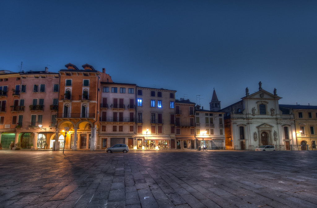 stefano battaglia architetto vicenza italy map - photo#12