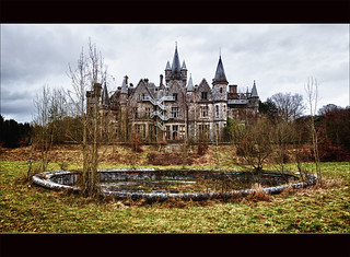 The Abandoned Castle (backside) (Explore) | by Bert Kaufmann