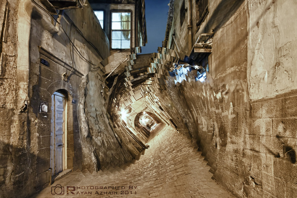 Twisted avenue - The old city of Damascus, Syria. | The ...