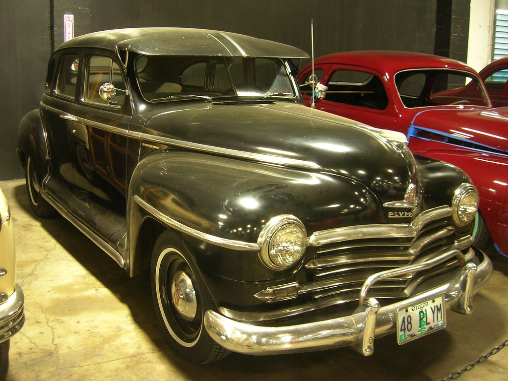 1948 plymouth p 15 special deluxe 4 door sedan 39 48 plym 39 2 flickr. Black Bedroom Furniture Sets. Home Design Ideas