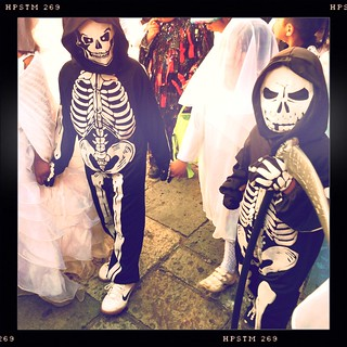 Skeleton Kids ~ Travel Photos by Christen Lien | by Christen Lien
