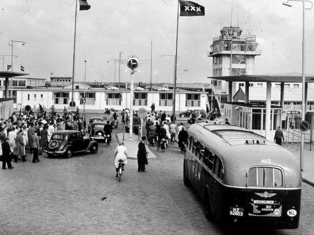 Schiphol Oost Schiphol-oost 1951