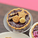 Chocolate Tarts - Biscuits
