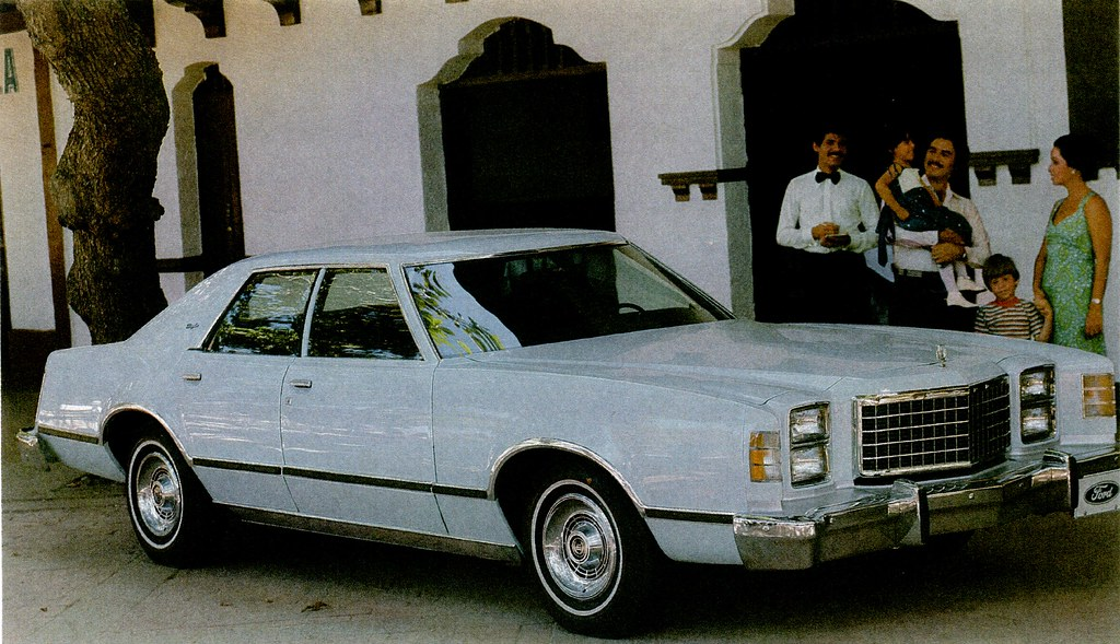Cars For Free >> Ford Fairlane (Venezuela) 1978 | Ford of Venezuela keep the … | Flickr