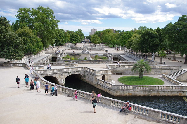 Le jardin de la fontaine n mes flickr photo sharing - Jardin de la fontaine nimes limoges ...
