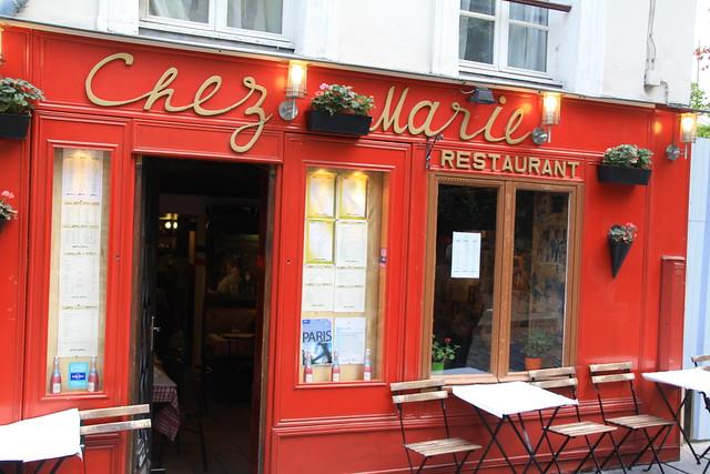 Chez Marie