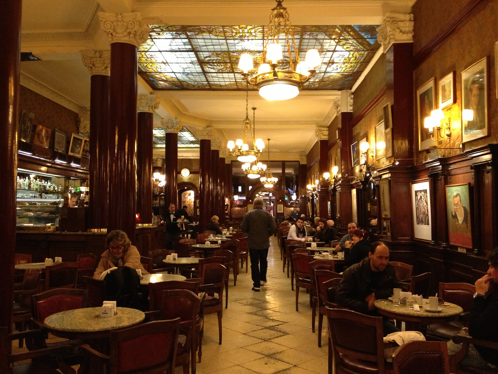 Le Grand Cafe De La Poste Paris