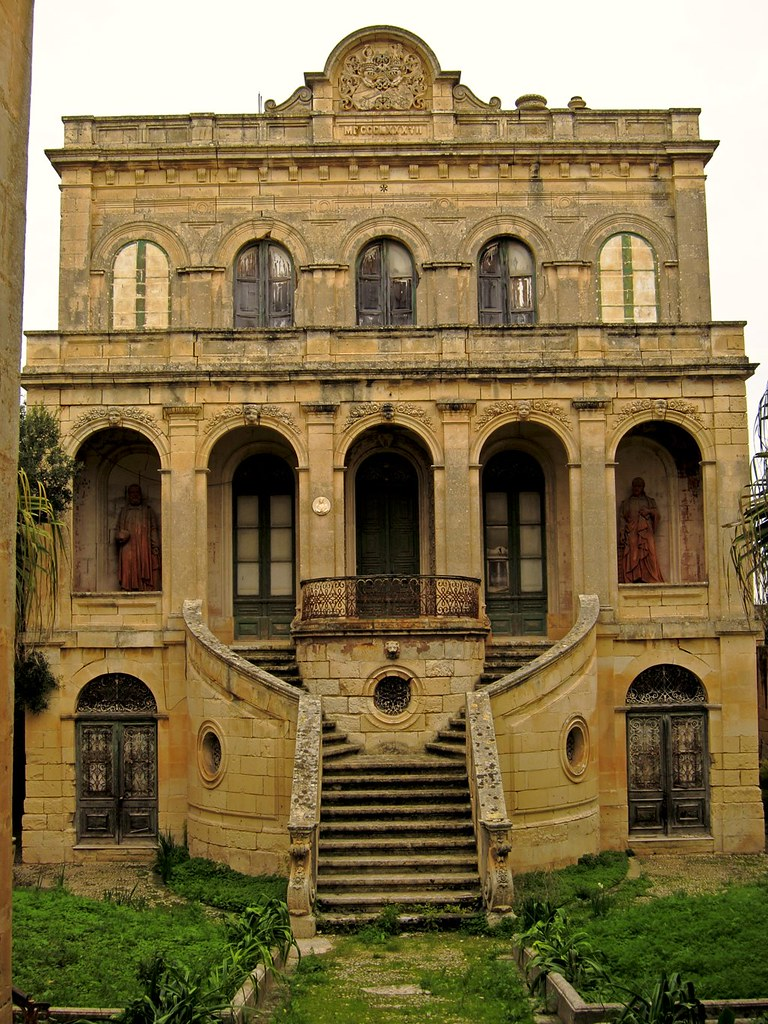 A Abandoned Beautiful House In Rabat Malta Andre Farrugia Flickr