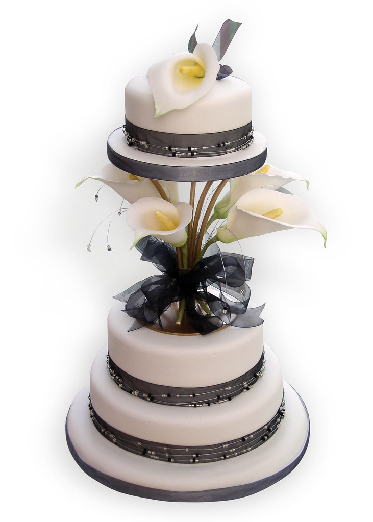 calla lily wedding cake pictures calla wedding cake sugar calla wedding cake 12324