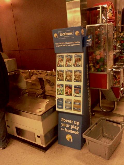 gift card kiosk machine