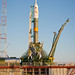 Soyuz TMA-03M at the Launch Pad