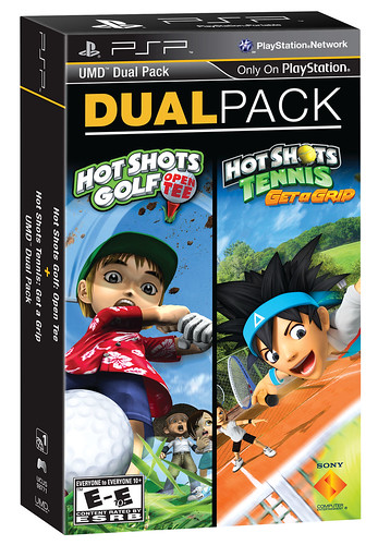 Hot Shots Golf & Tennis Dualpack | by PlayStation.Blog