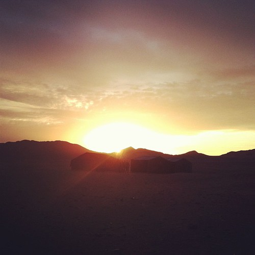 Sahara Sunrise | by Elissa @ 17 and Baking