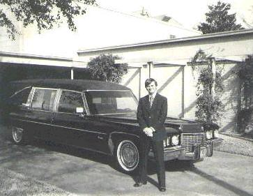 Johnson Moore Funeral Home Denison Tx Ca 1972 Terry