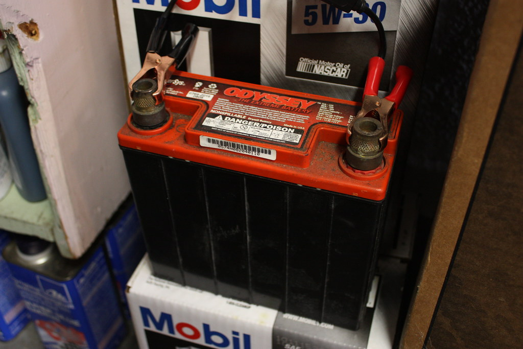 Dead Car Batteries Should Be Taken To The Landfill