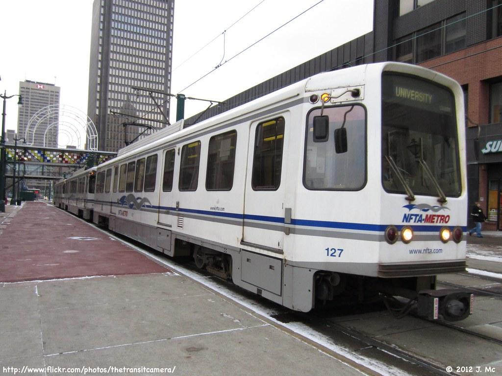 All Car Company >> NFTA Metro 127 | Built in: 1984 Manufacturer: Tokyu Car Co. … | Flickr