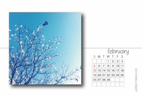 february 2012 | by yoshiko314