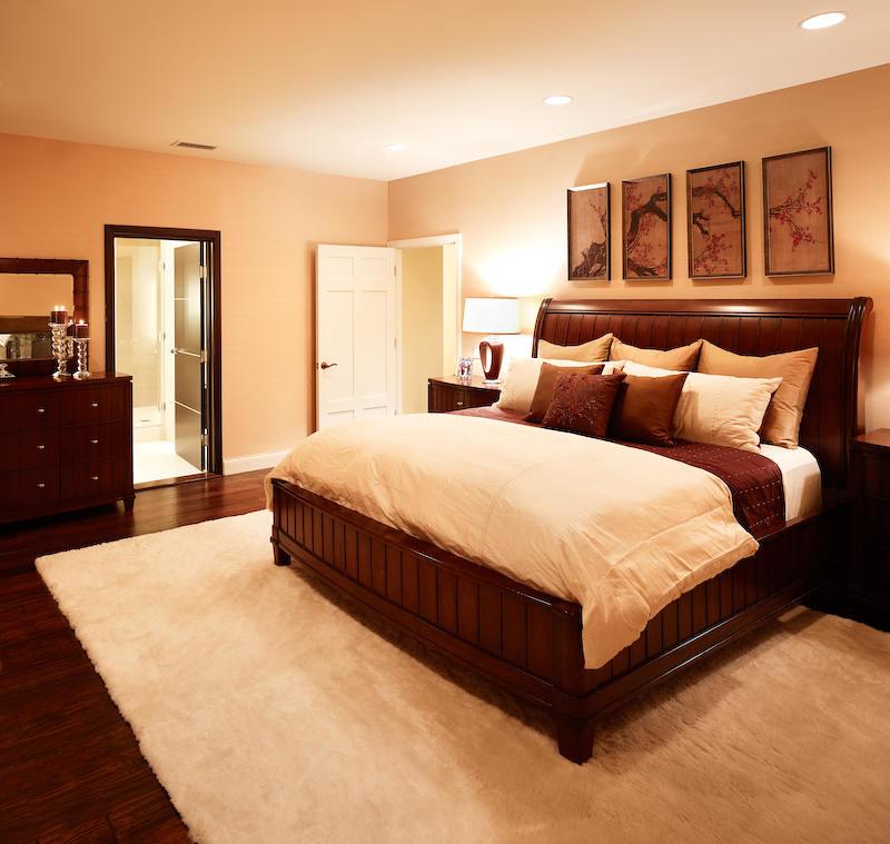 Granada hills transitional master bedroom design a for New master bedroom designs