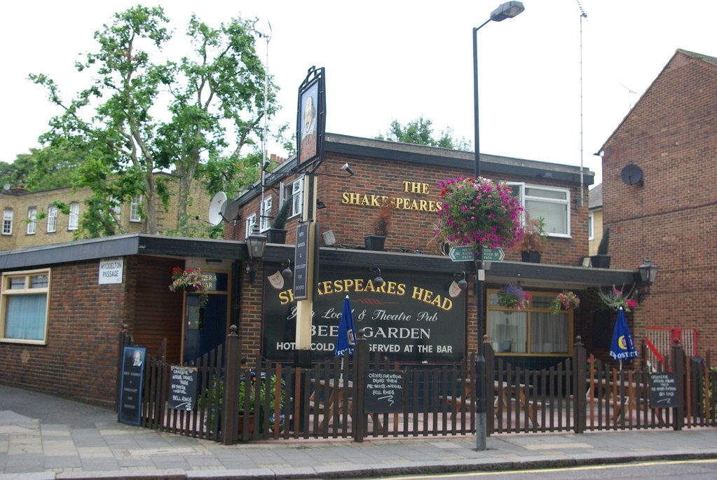 Pubs With Good Food Near Here