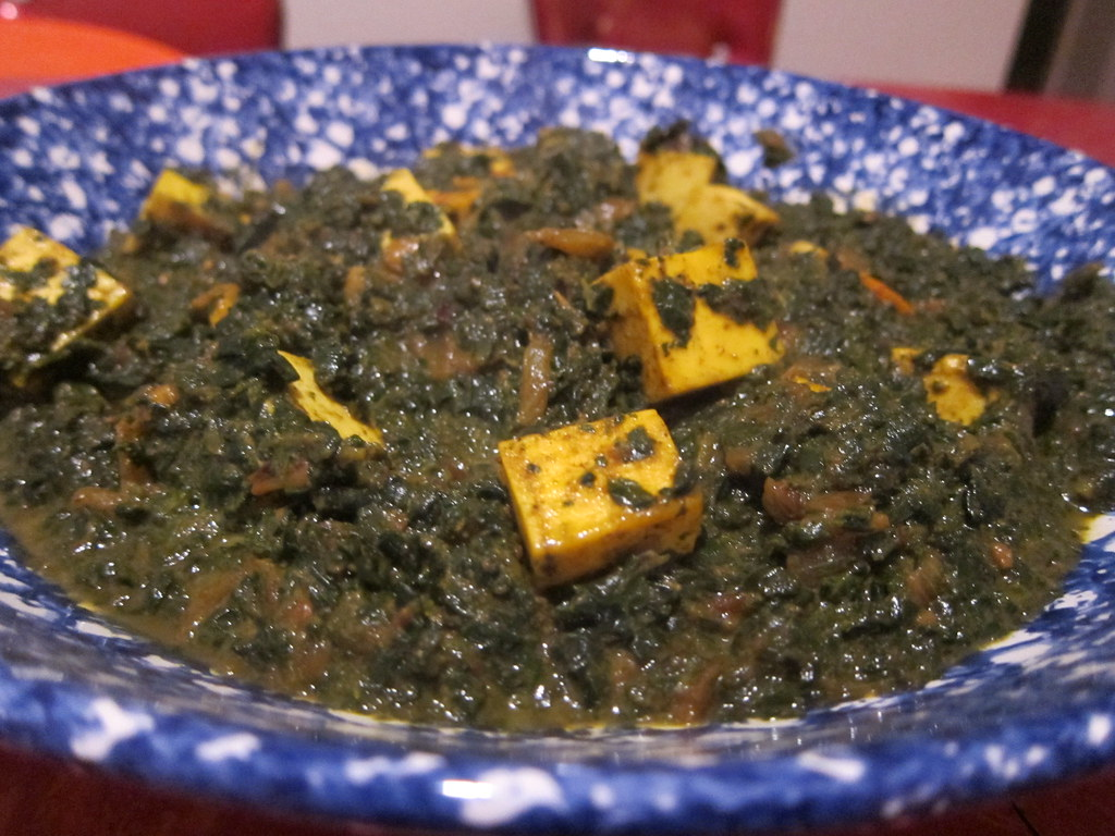 Aarti Saag Paneer Food Network