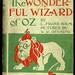 Wonderful Wizard of Oz - 1st Edition Cover (1900)