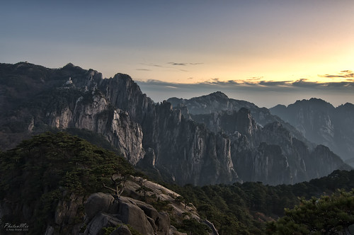 Huangshan - Mountain Magic (China / Anhui Province) | by Andy Brandl (PhotonMix.com)