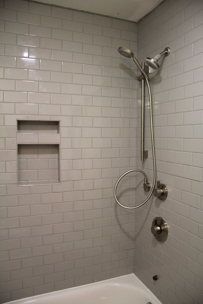 Bathroom Renovation Shower Plumbing Problems The