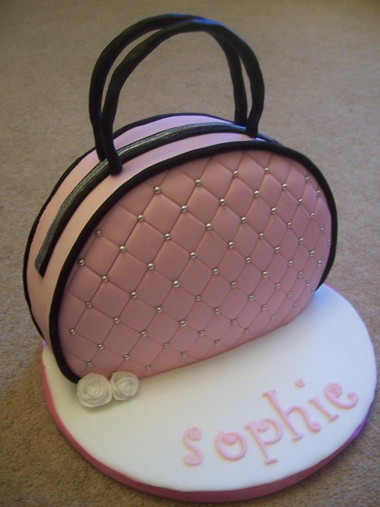 Fondant Cake For Women