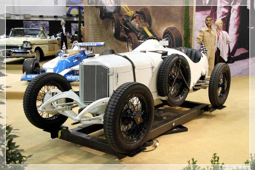 1923 Mercedes Benz Lautenschlager Indianapolis Rennwagen