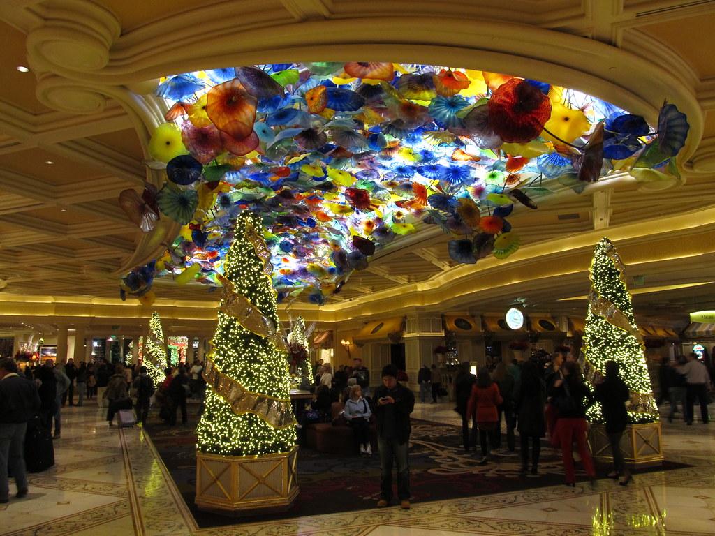 Fiori Di Como Bellagio Las Vegas Nevada Bellagio Is A