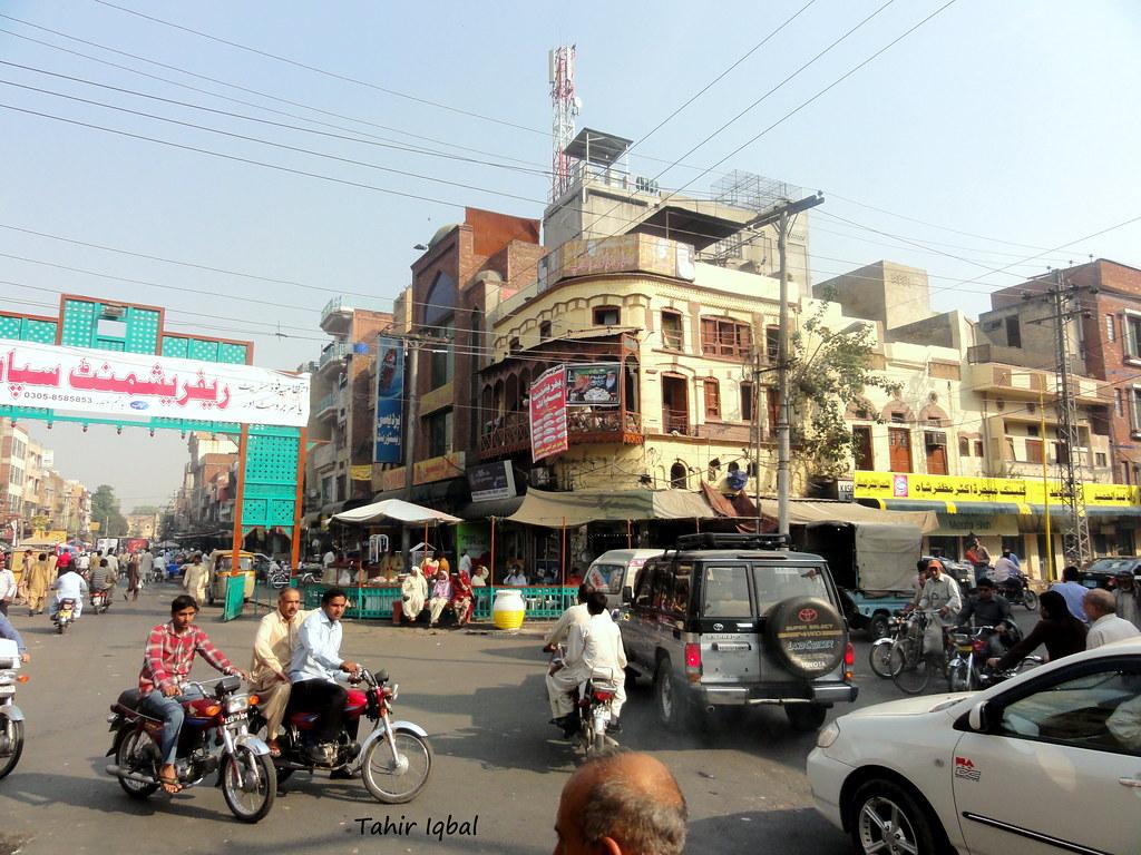 Anarkali bazar lahore west punjab tahir iqbal flickr for Bano bazar anarkali lahore