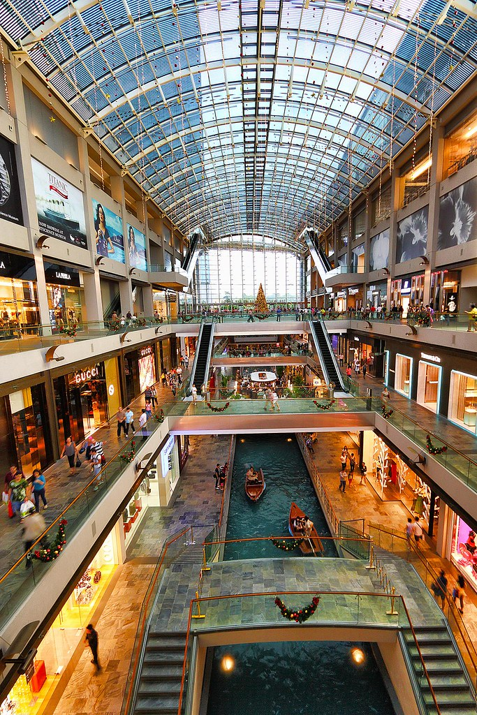 The Shoppes Mbs I A Conventional Portrait Of The