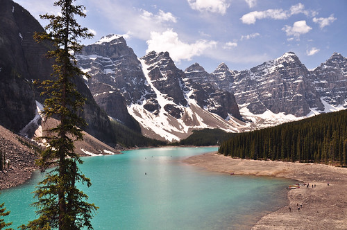 Moraine Lake | by Marko Stavric