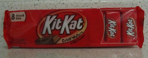 Kit Kat Snack Size (USA) | by Ali_Haikugirl