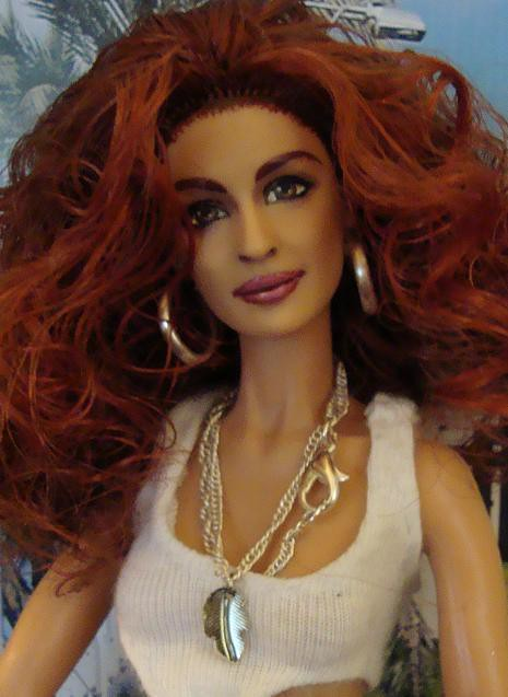 Custom Julia Roberts Doll  Custom Doll, Barbie, Celebrity -3728