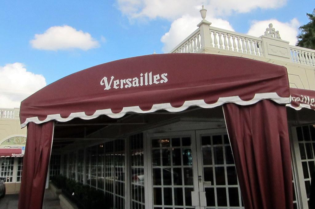 Miami west flagler versailles restaurant versailles - Cfa versailles cuisine ...
