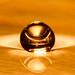 Bouncing droplet