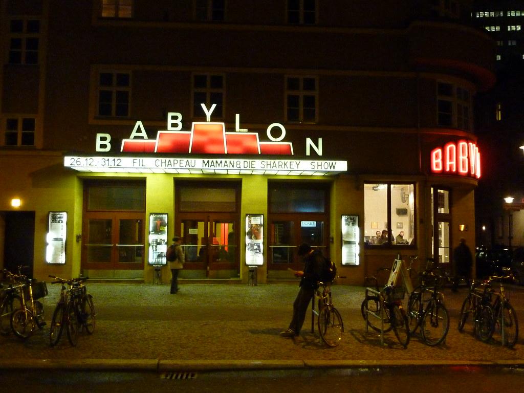 babylon rosa luxemburg stra e 30 berlin babylon known a flickr. Black Bedroom Furniture Sets. Home Design Ideas